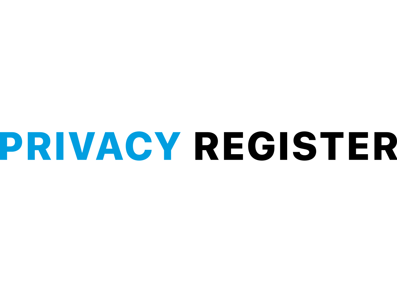 Privacy Register logo